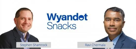 WYANDOT SNACKS EXPANDS LEADERSHIP TEAM AS IT PURSUES GEOGRAPHIC AND PRODUCT LINE EXPANSIONS